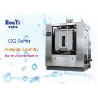 Wholesale Fully automatic Barrier washer Extractor hospital industrial washing machine 35-140kg from china suppliers