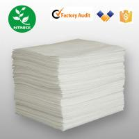 Buy cheap ISO 9000:2008 100% PP Other Safety Environmental Emergency Spill Control Absorbents from wholesalers
