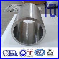 Quality ASTM B381 GR2 GR5 titanium forged cylinders for sale