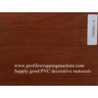 Wholesale Cheapest prices pvc wood film for India market from china suppliers
