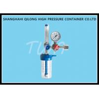 Wholesale High Pressure Gas Cylinder Medical Oxygen Regulator , O2 Cylinder Regulator from china suppliers