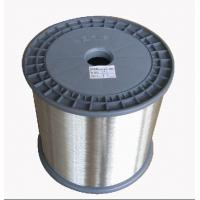 Buy cheap 0.10mm Copper Clad Aluminum Magnesium Wire TCCS for screening purpose / Bobbin pin from wholesalers