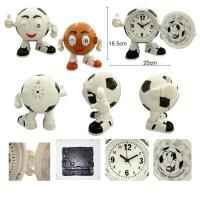 Buy cheap Football and Basketball Shape Alarm Clock from wholesalers