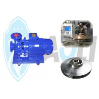 Wholesale Explosion Proof Horizontal Centrifugal Pump , End Suction Pump For Liquids Transfer from china suppliers