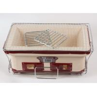 Wholesale Best Quality Portable Japanese Charcoal ceramic Barbecue Grills from china suppliers
