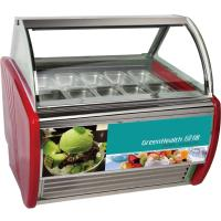 Wholesale Supermarket Small Ice Cream Display Freezer With Environmental Protection from china suppliers