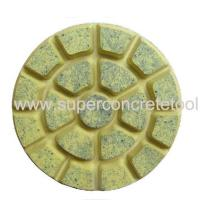 China Metal Bond Diamond Marble Floor Polishing Pads on sale