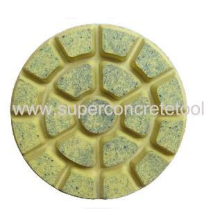 China Metal Bond Diamond Marble Floor Polishing Pads on sale