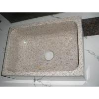 Wholesale Square Granite Bathroom Sink/Basin (LY-049) from china suppliers