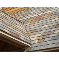 Wholesale Multicolor Slate Roof Tiles Rusty Roof Slates Natural Slate Roofing from china suppliers