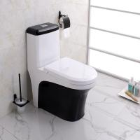 Wholesale Foshan China Sanitary Ware Manufacturers wc one piece Toilet Set from china suppliers