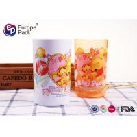 Wholesale Customized Printing Strong Childrens Plastic Mugs Without Holder  270ml 9.5OZ from china suppliers