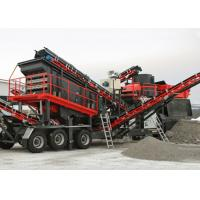 Wholesale Flexible Combination Mobile Crushing Plant Secondary Mining Fine Crusher ERY3S23G93E46Y55B from china suppliers
