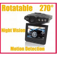 "Wholesale HD 720P 2.5"" LCD Car DVR Camera Driving Video Recorder Accident W/ 6pcs IR Night Vision from china suppliers"