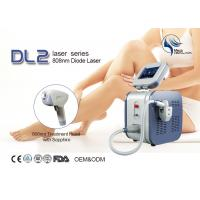 Wholesale 808nm Diode Laser Hair Removal Machine , Permanent Hair Removing Machine from china suppliers