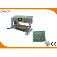 Buy cheap Pre-scored Automatic PCB Depaneling Machine with Large LCD display from wholesalers
