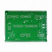 Wholesale PCBA and 2-sided/Multilayers PCB Layout for DVD, LED Display, 3D TV EMS, One-stop Solution Service from china suppliers