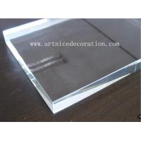 Wholesale 2mm to 19mm ultra clear float glass, 2mm to 19mm  ultra white float glass, low iron float glass from china suppliers