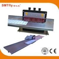 China multi-blade automatic v-cut pcb separator machine with CE approval warranty for one year on sale