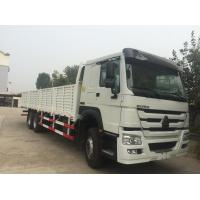 Wholesale Cargo Heavy Duty Truck 266 / 290 hp , Comercial Cargo Truck ZZ1257N4641W from china suppliers