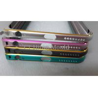 Wholesale Iphone 6 Plus 0.7mm Alu Frame Phone Cover CNC Prototype Machining Anodization Oxidation from china suppliers