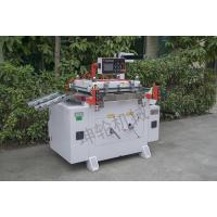Wholesale High Precision Custom Paper Roll Die Cutting Machine , Flatbed Die Cutter from china suppliers