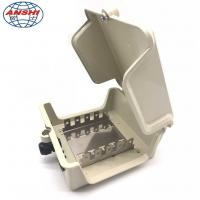 Wholesale 50 Pairs Outdoor Copper Cable Distribution Box DP Internal Box With Key Lock from china suppliers