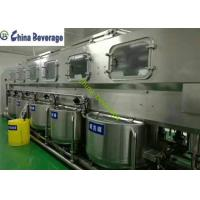 Wholesale Barrel Water Bottle Filling Machine Packing Line For 5 Gallon Stainless Steel from china suppliers