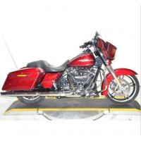 Buy cheap Harley-Davidson Touring red color from wholesalers