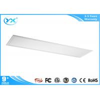 Wholesale 30*120 Cool White Led Recessed Panel Lights / High Lumen 36w Led Panel Light , UL Certificate from china suppliers