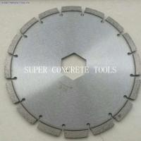 Wholesale Airtec 250mm Concrete Cutting Saw Blades from china suppliers