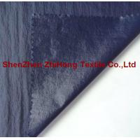 Wholesale Various density wrinkled taffeta fabric for sportwear from china suppliers