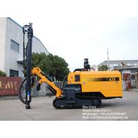 Wholesale 90 - 115mm Diameter Portable Drilling Rig Machine Double Rotary Motor 17 Bar from china suppliers