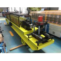Wholesale Quick Change 0.3 - 2.0mm Roller Shutter Door Roll Forming Machine 380v / 50hz from china suppliers