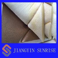 Wholesale Study Room Wall Width 1.38m/54 Inches Faux Leather Material For Upholstery from china suppliers