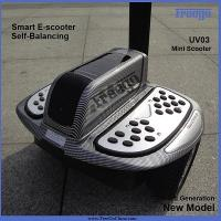 Mini Personal Transporter Two Wheeled , Flexible Self Balancing Car