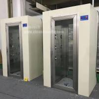 Wholesale Full Glass door Air Shower for Personal pass through from china suppliers