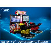 Wholesale HD Screen Motorcycle Arcade Simulator Racing Game Machine For Sale from china suppliers
