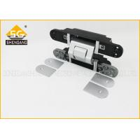 Wholesale 180 Degree Invisible Heavy Duty Door Hinges , 3d Adjustable Hinge from china suppliers
