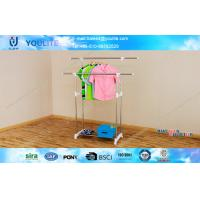 Wholesale PP Plastic Indoor Laundry Drying Rack , Heavy Duty Drying Rack For Clothes from china suppliers