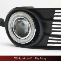 Wholesale High Brightness 23KV 4500K 35W 3000LM Angel Eyes Suzuki Swift Fog Lights 2005~ON from china suppliers