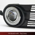 Wholesale High Brightness 23KV 4500K 35W 3000LM Angel Eyes Suzuki Swift Fog Lights 2005~ON from china suppliers