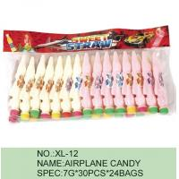 Wholesale Strawberry Airplane Low Fat Sour Powder Candy Funny HACCP Certification from china suppliers
