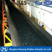 Buy cheap High Tensile Strength Multi-Ply Rubber Conveyor Belt low abrasion and high tensile strength ISO9001 and CO/FORMA/FORME from wholesalers