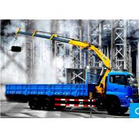 Wholesale Knuckle Boom Truck Crane / 10 ton mobile crane XCMG  For City Construction from china suppliers