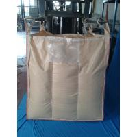 Wholesale Polypropylene 1 Ton Bulk Bags UV Protective With Beige / White / Black from china suppliers