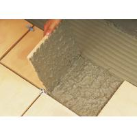 Wholesale Outdoor Strong Bonding Tile Adhesive Waterproof , Floor And Wall Tile Adhesive from china suppliers