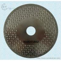 Wholesale Electroplated Diamond Cutting Blades - DESB02 from china suppliers