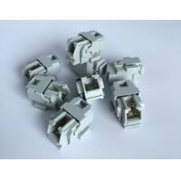 Wholesale RJ11 2 Contact Jack Module Toolless Network Keystone Jack for Wall Mount Socket from china suppliers