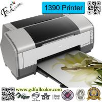 Wholesale Wanted Dealers and Distributors for Epson Stylus Photo Printer 1390 A3 A3+ A4 from china suppliers